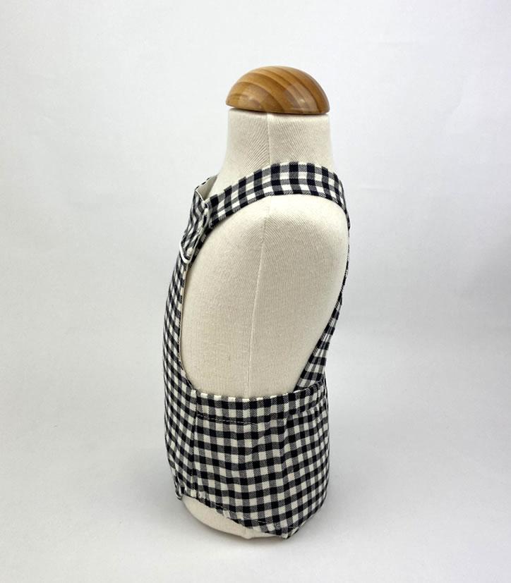Bañadores La Pala - Moda Bebés -Balancete - Ranita Vichy Negro