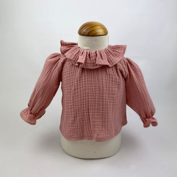 Bañadores La Pala - Moda Bebés -Balancete - Blusa Lisa Mauillaje