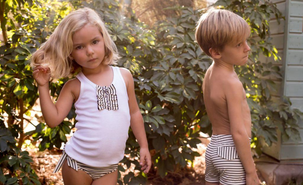 Bañadores La Pala - ¿Cuántos bañadores necesitan los más pequeños de la casa para este verano?